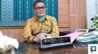 Ketua Dewan Perwakilan Rakyat Daerah (DPRD) Kota Padang Syafrial Kani