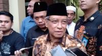 Ketua Umum Pengurus Besar Nahdlatul Ulama atau PBNU KH Said Aqil Siradj