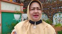 Des, warga Perantau dari Wamena yang pulang ke Sumbar setelah kerusuhan