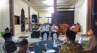 Suasana Rapat di Rumah Dinas Bupati Solsel