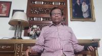 Menteri Koordinator bidang Politik, Hukum dan Keamanan atau Menko Polhukam Mahfud MD
