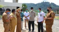 Mahyeldi tinjau RSUD Rasidin Padang