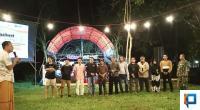 Chaink dalam salah satu kesempatan saat hadir dalam kegiatan Begawai Nusantara beberapa waktu lalu di Ciamis, Jawa Barat.
