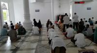 Pelaksanaan Salat Jumat di Masjid Nurul Amin Pagaruyung