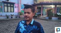 Kepala Dinkes Kota Payakumbuh, Bakhrizal.