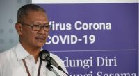 Juru Bicara Pemerintah Untuk Penanganan Virus Corona Achmad Yurianto.