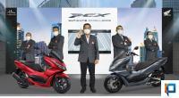 Peluncuran All New Honda PCX Secara Virtual di Main Dealer PT Hayati Pratama Mandiri