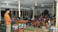 Gubernur Sumbar Irwan Prayitno saat Maulid Nabi Muhammad SAW 1442 Hijriah di Masjid Kalampaian, Ampalu Tinggi Kecamatan Sungai Sariak Kabupaten Padang Pariaman, Kamis (29/10/2020).l