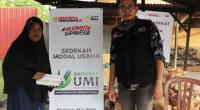 ACT bantu pedang perempuan melalui Program Sahabat UMI