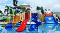 Emersia Waterpark Batusangkar mulai dibuka untuk umum