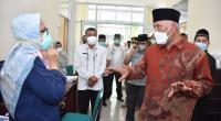 Gubernur Sumbar kunjungi RSUD Lubuk Basung
