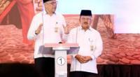 Pasangan calon Gubernur dan Wakil Gubernur Sumbar Mulyadi - Ali Mukhni (Mualim)
