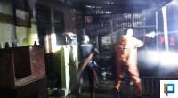 Petugas Damkar saat memadamkan api di Musala Hurriyah Labuah Basilang
