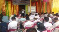 Tim Penilai Provinsi Sumatera Barat melakukan penilaian di Nagari Gurun Panjang Utara, Kecamatan Bayang