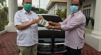 Nasrul Abit meninggal mobil dan rumah dinas