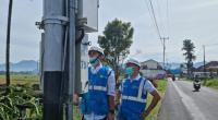 PT PLN Unit Pelaksana Pelayanan Pelanggan (UP3) Bukittinggi adakan walk down Care For Asset pada Jumat (11/06).