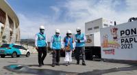 PLN Gelontorkan Rp 313 Miliar untuk Dukung Penyelenggaraan PON XX Papua