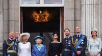 Ratu dan keluarga Kerajaan Inggris