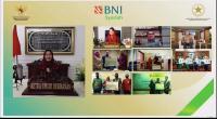 Peluncuran replikasi implementasi ekosistem pengembangan ekonomi dan keuangan syariah