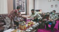 Tim Pemeriksa interim BPK RI Sumbar saat memeriksa LKPD Pemko Payakumbuh untuk tahun 2020.
