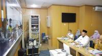 Wali Kota Solok Vidcon bersama Mendagri dan sejumlah Kementrian lainnya dalam persiapan penerapan New Normal.