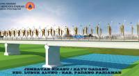 Rencana Jembatan Sikabu