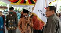Pengurus LPM Tanah Datar masa bakti 2020- 2025 dikukuhkan di Batusangkar
