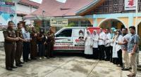 Program Si ABAK dan Si MANDEH pertama kali dilaksanakan ke Kantor Camat Limo Kaum