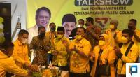 Peringatan 57 Tahun Partai Golkar oleh DPD Partai Golkar Kota Padang