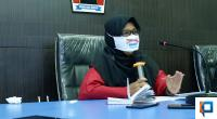 Kepala Bidang Pengendalian dan Pemberantasan Penyakit Menular Dinas Kesehatan Kota Padang, Gentina