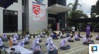 Puluhan pelajar SMA Payakumbuh ikuti seleksi Duta SINAR di Kantor BNNK Payakumbuh beberapa waktu lalu