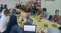 Sosialisasi aplikasi SIPS ke peserta Pilkada di Kantor Bawaslu Tanah Datar