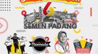 HUT Nasionalisasi Semen Padang ke-62, berbagai kegiatan digelar Semen Padang