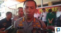 Kapolresta Padang Kombes Pol Yulmar Tri Himawan