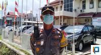 Kabag Ops Polresta Padang, Kompol Alwi Haskar
