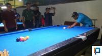 Pembukaan POBSI Kabupaten Lima Puluh Kota 9-Ball Home Turnament.