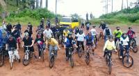 Para Pegowes mempromosikan Wisata Puncak Pato dan Ngalau Pangian