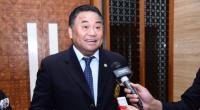 Wakil Ketua DPR RI Rachmat Gobel