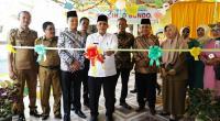 Wawako Solok, Reinier meresmikan PAUD Cinto Bundo