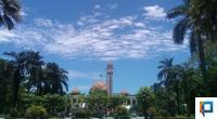 Masjid Raya Jabal Rahmah Semen Padang