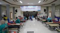 Sambut HLN ke-76, PLN UIW Sumbar Gelar Bakti Sosial Donor Darah