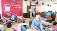 PT Jasa Raharja Gelar donor darah dalam rangka sambut HUT ke-60, Rabu (02/12)