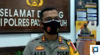 Polres Kota Payakumbuh, AKBP. Alex Prawira.