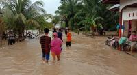 Banjir akibat Batang Tapan Pessel