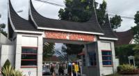 Lokasi karantina di Balai PSDM Kemendagri Agam