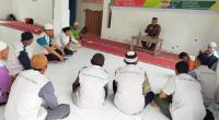 Sejumlah Da'i binaan UPZ Baznas Semen Padang di Kepulauan Mentawai mengikuti arahan dan pembinaan dari UPZ Baznas Semen Padang. Pembinaan ini rutin dilakukan sekali tiga bulan.