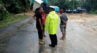 Jalinsum KM 170 di Kenagarian Muaro Takung, Kecamatan Kamang Baru, Kabupaten Sijunjung