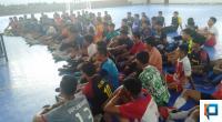 Puluhan pemain Ikuti seleksi Rafhely Tuah Sakato FC U-20 di Lapangan Rafhely Batusangkar