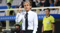 Pelatih Italia Roberto Mancini