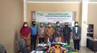 Kegiatan Sosialisasi Paritrana Award 2020 Provinsi Sumatera Barat (Sumbar) di Padang pada Selasa, 20 Oktober 2020.